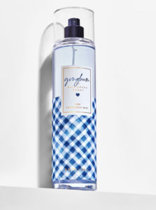 Bath and Body Works Gingham fragrance mist