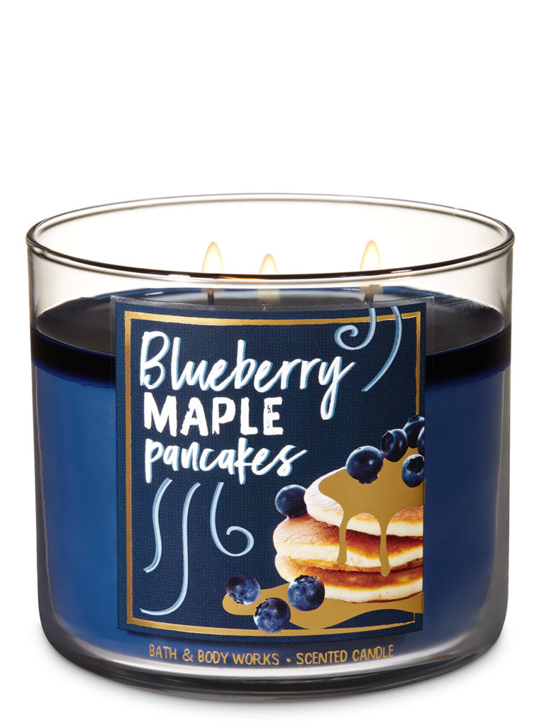 Bath And Body Works USA 3 Wick Scented Candles