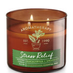 Bath and Body Works USA 3-Wick Aromatherapy Candles